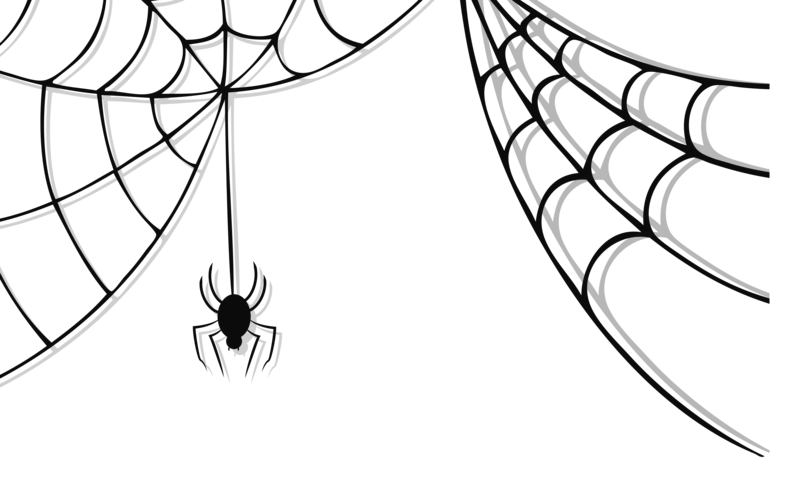 Download Free png Halloween Spider PNG Picture.