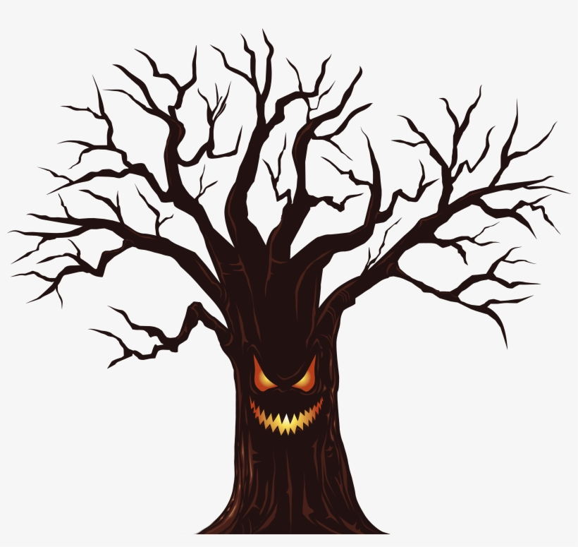 Branch Clipart Halloween.