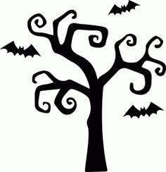 17 Best images about Halloween Sillouettes on Pinterest.