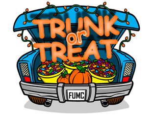 Christian Trunk Or Treat Clipart.