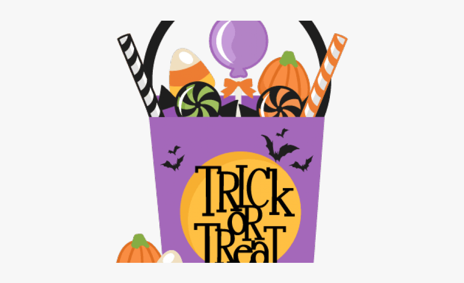 Trick Or Treat Clipart Gone.