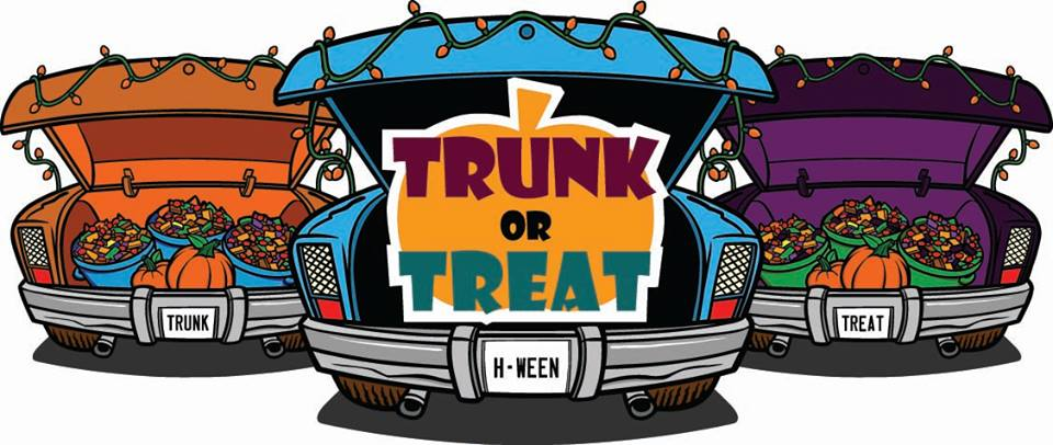 Trunk or Treat.