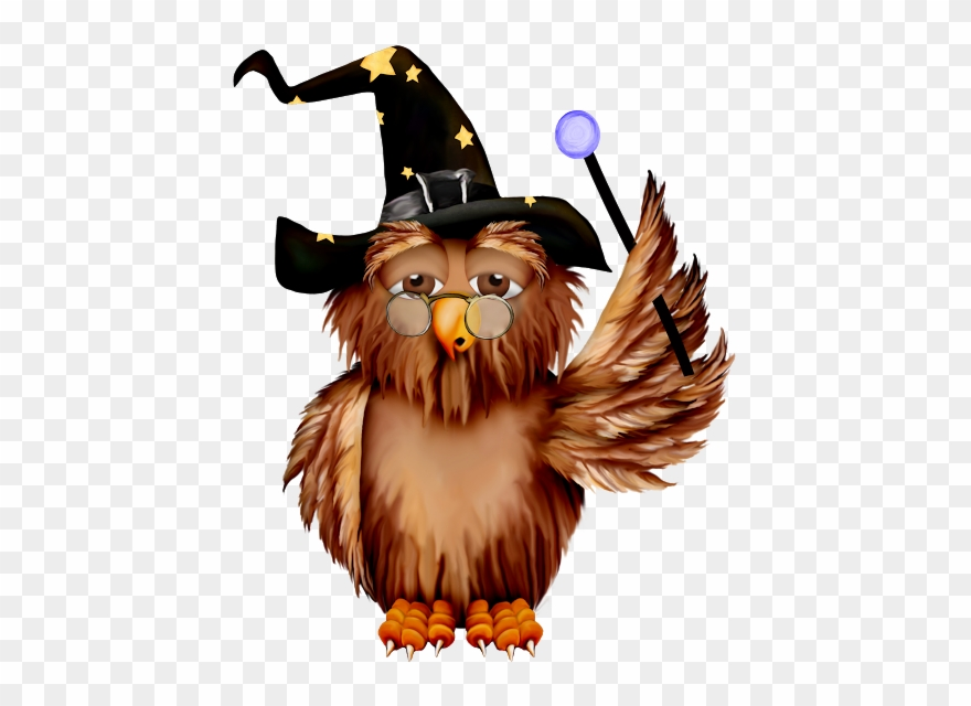 Halloween Animals Owl Png, Halloween Owl, Halloween.
