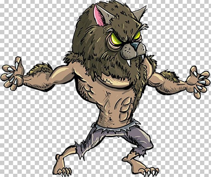 Halloween Werewolf PNG, Clipart, Art, Carnivoran, Cartoon, Cartoon.