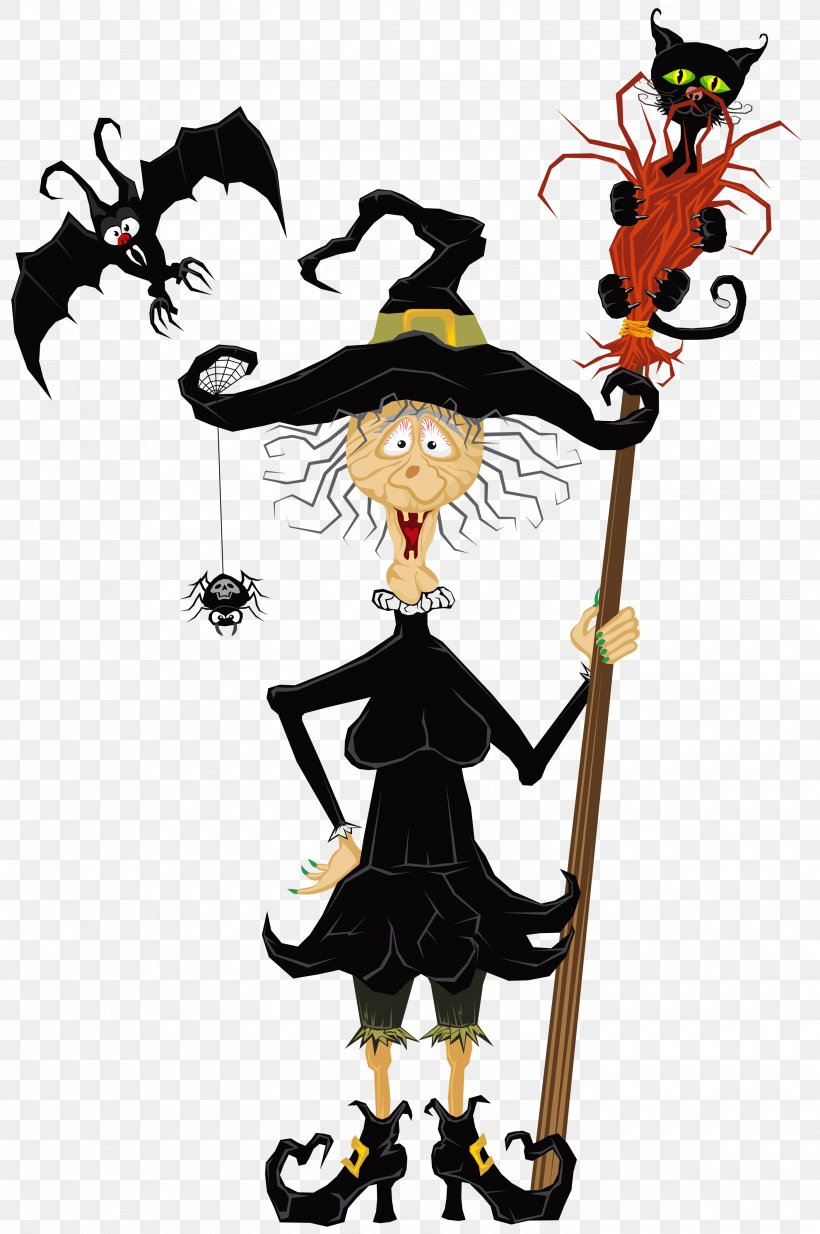 Halloween Witchcraft Clip Art, PNG, 2800x4215px, Halloween.