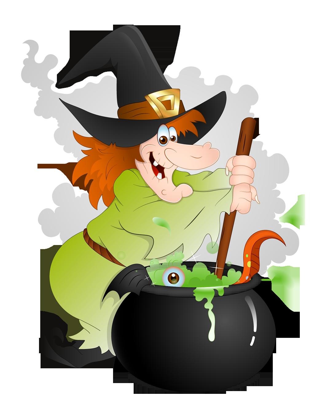 Halloween Witch Clipart Elognvrdnscom.