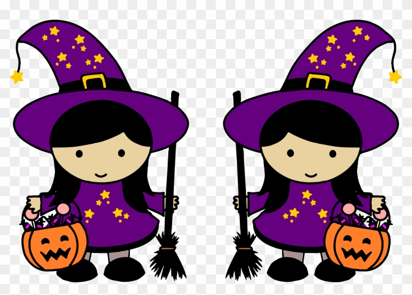 Clipart Royalty Free Library Halloween Witches Clipart.