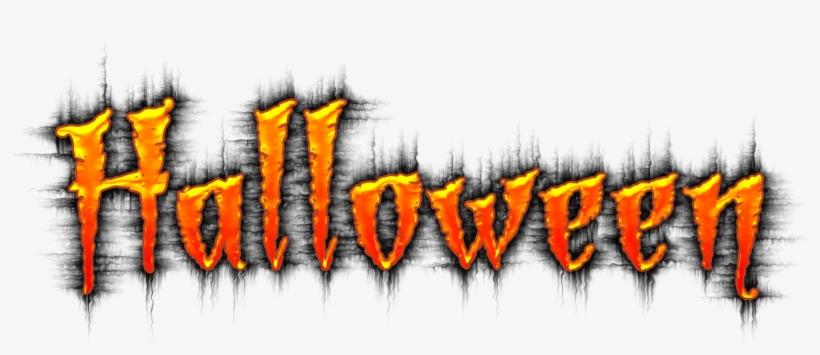 Halloween Word Hayride Clipart.