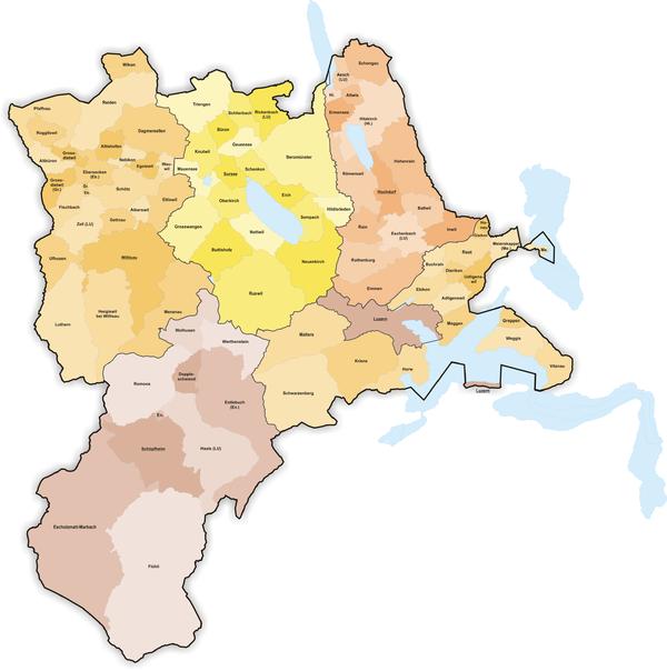 Kanton Luzern.