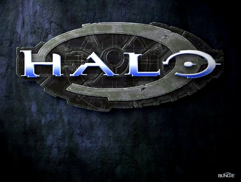Halo 2 Combat Evolved Logo.