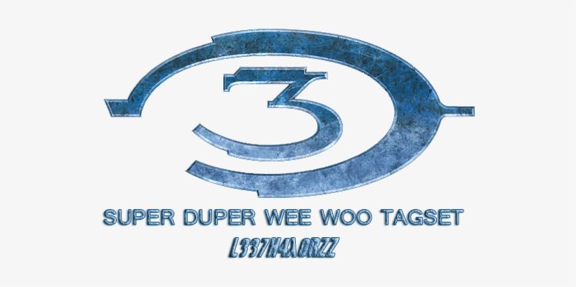 Halo 3 Logo.