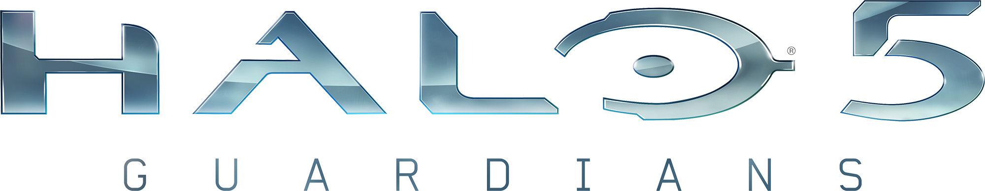 Halo 5 Logos.