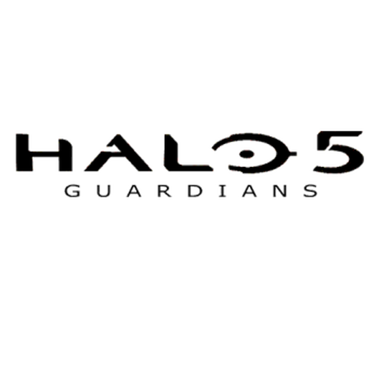 Halo 5 Guardians Logo Decal.