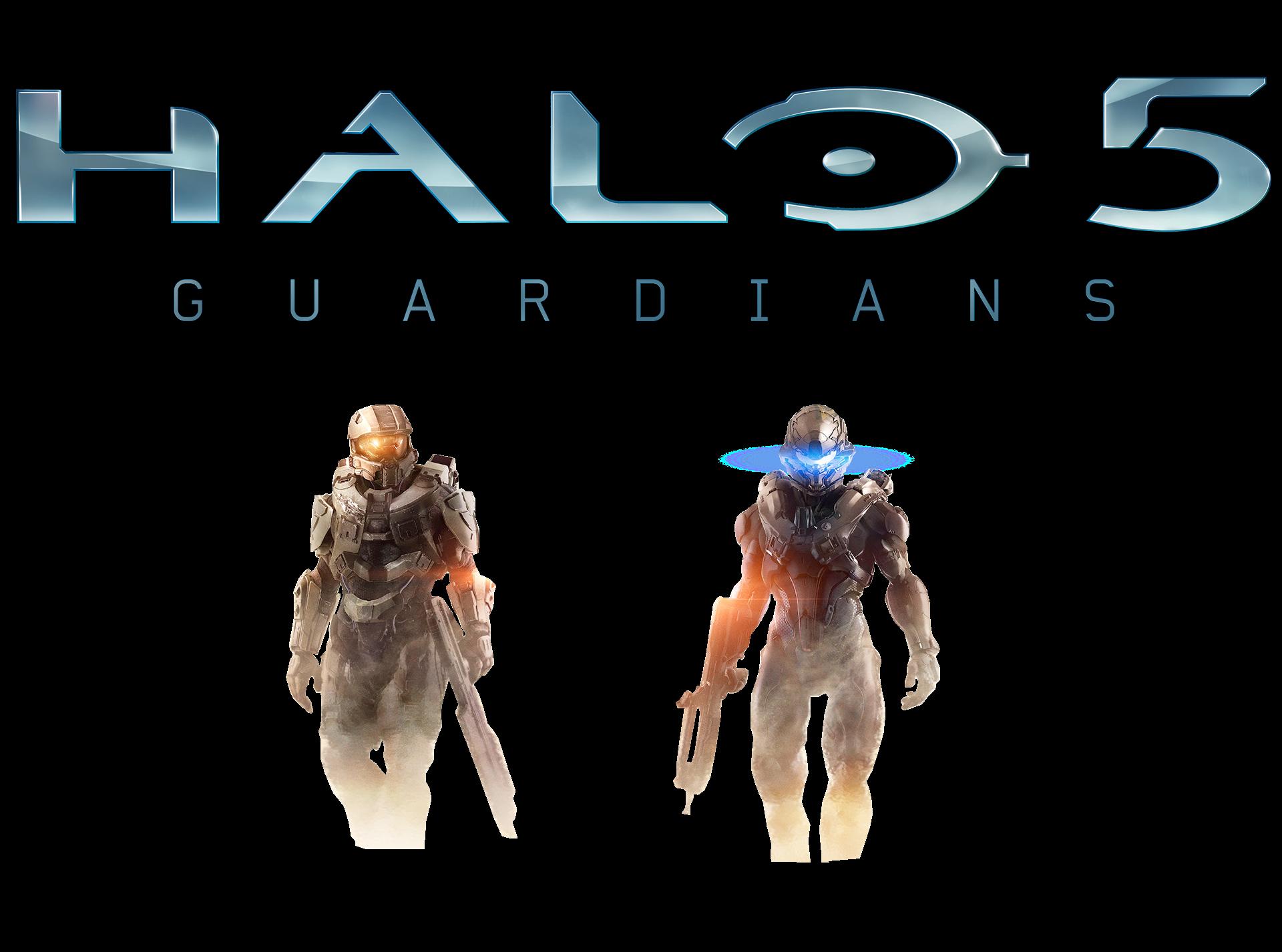 Halo 5 Guardians Logo Png (+).