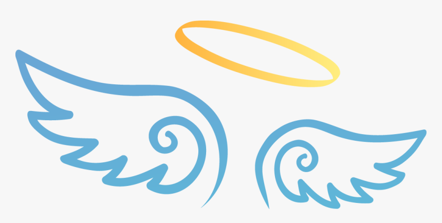 Angel Wings Clipart Halo.