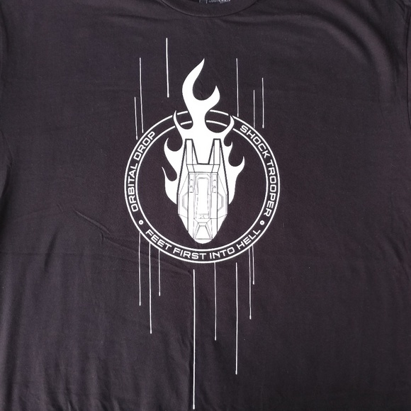 Halo ODST Tee.