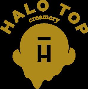 Halo Top Logo Vector (.EPS) Free Download.