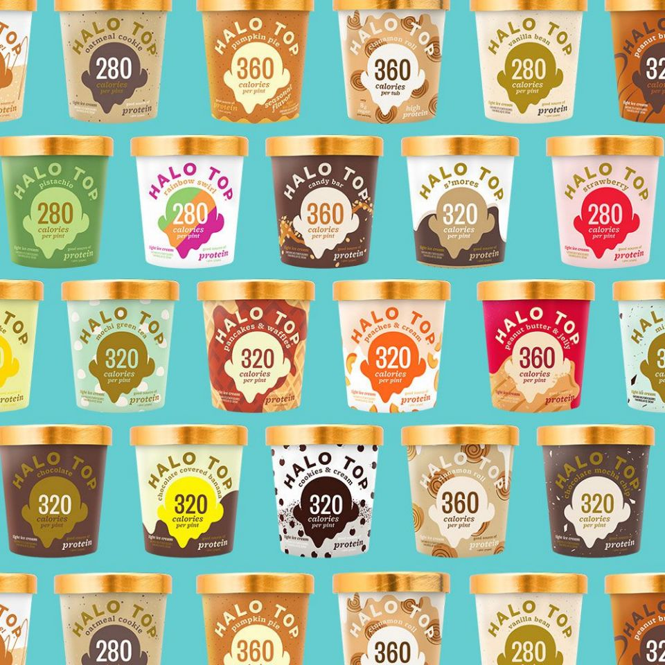 We Tried All 46 Of Halo Top\'s Flavors And Ranked Them For You.