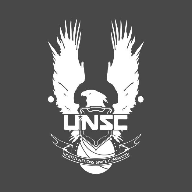 Awesome \'UNSC+LOGO+HALO+4+.