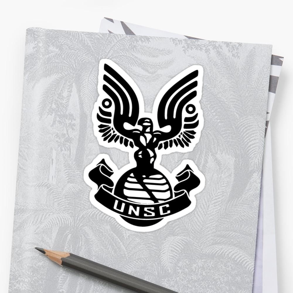 U.N.S.C Logo (Halo).
