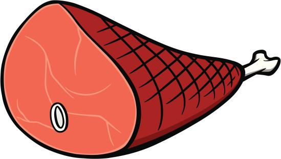 Ham Clipart.