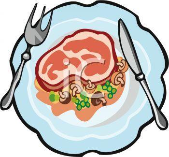 Ham dinner clipart 1 » Clipart Portal.
