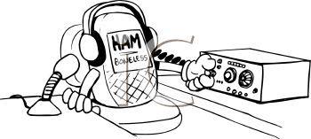 Ham radio clipart 2 » Clipart Portal.