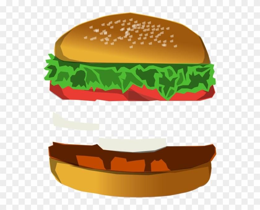 Hamburger bun clipart 1 » Clipart Portal.