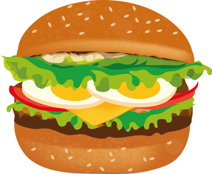 Hamburger Clipart & Hamburger Clip Art Images.