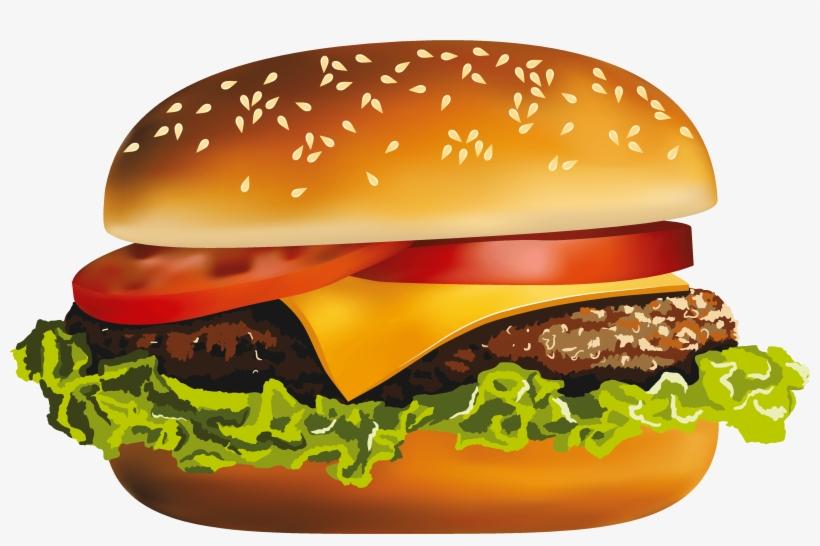 Hamburger Clipart.