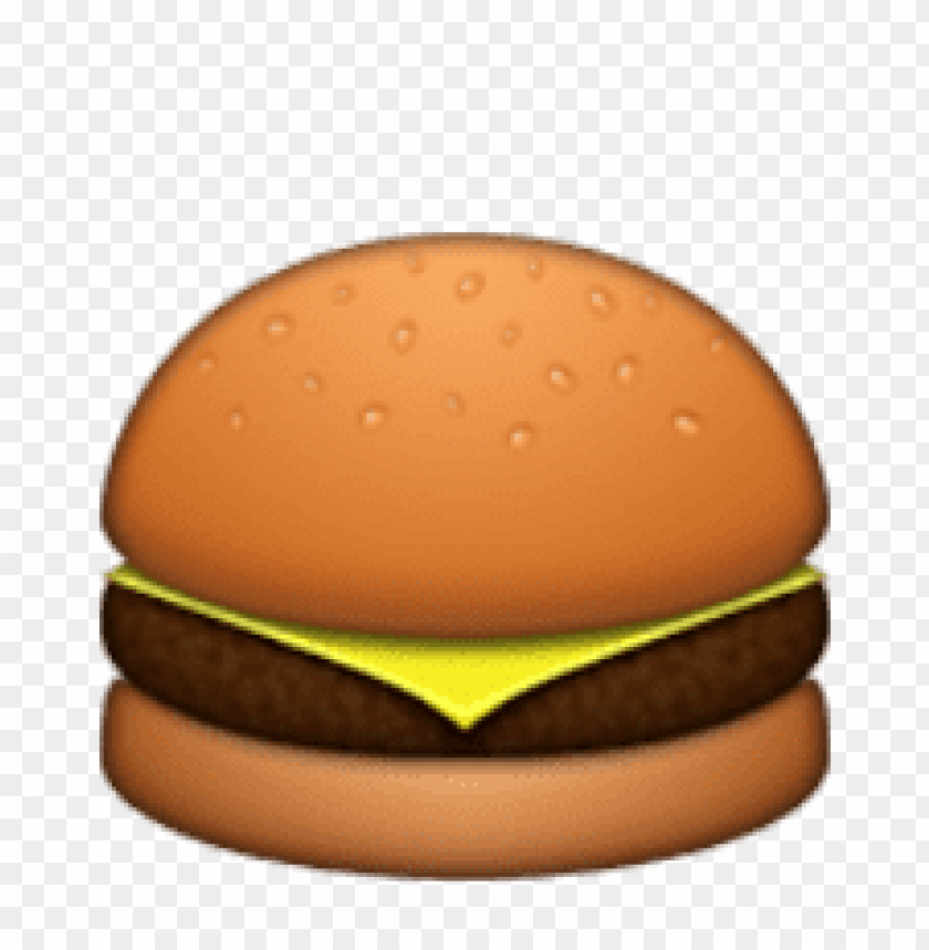 Download ios emoji hamburger clipart png photo.