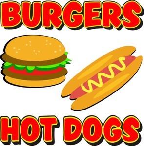 Cheeseburger clipart hamburger hot dog, Cheeseburger.