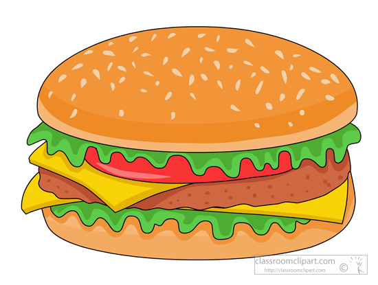 Hamburger clipart, Hamburger Transparent FREE for download.