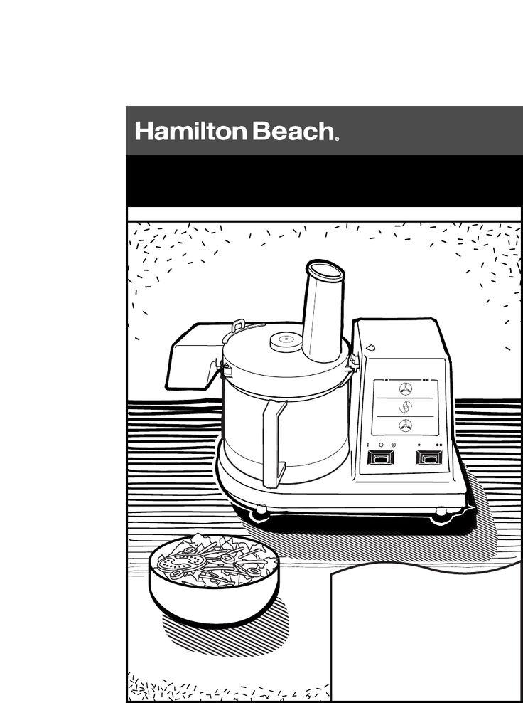 1000+ ideas about Hamilton Beach Food Processor on Pinterest.