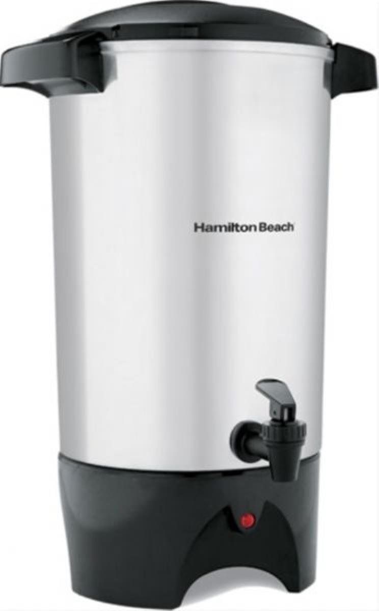 40515 Hamilton Beach 42 Cup Coffee Urn.