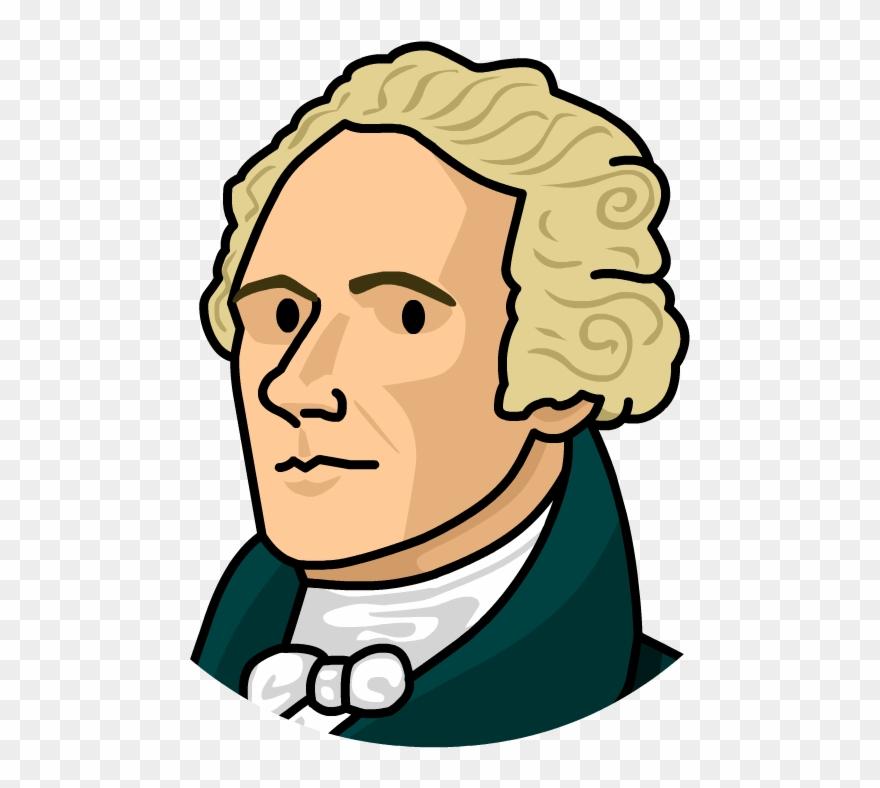 Alexander Hamilton.