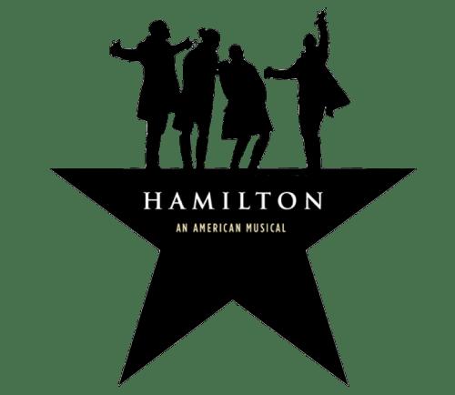 Hamilton Logo Star transparent PNG.