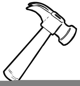 Free Clipart Hammer Nails.