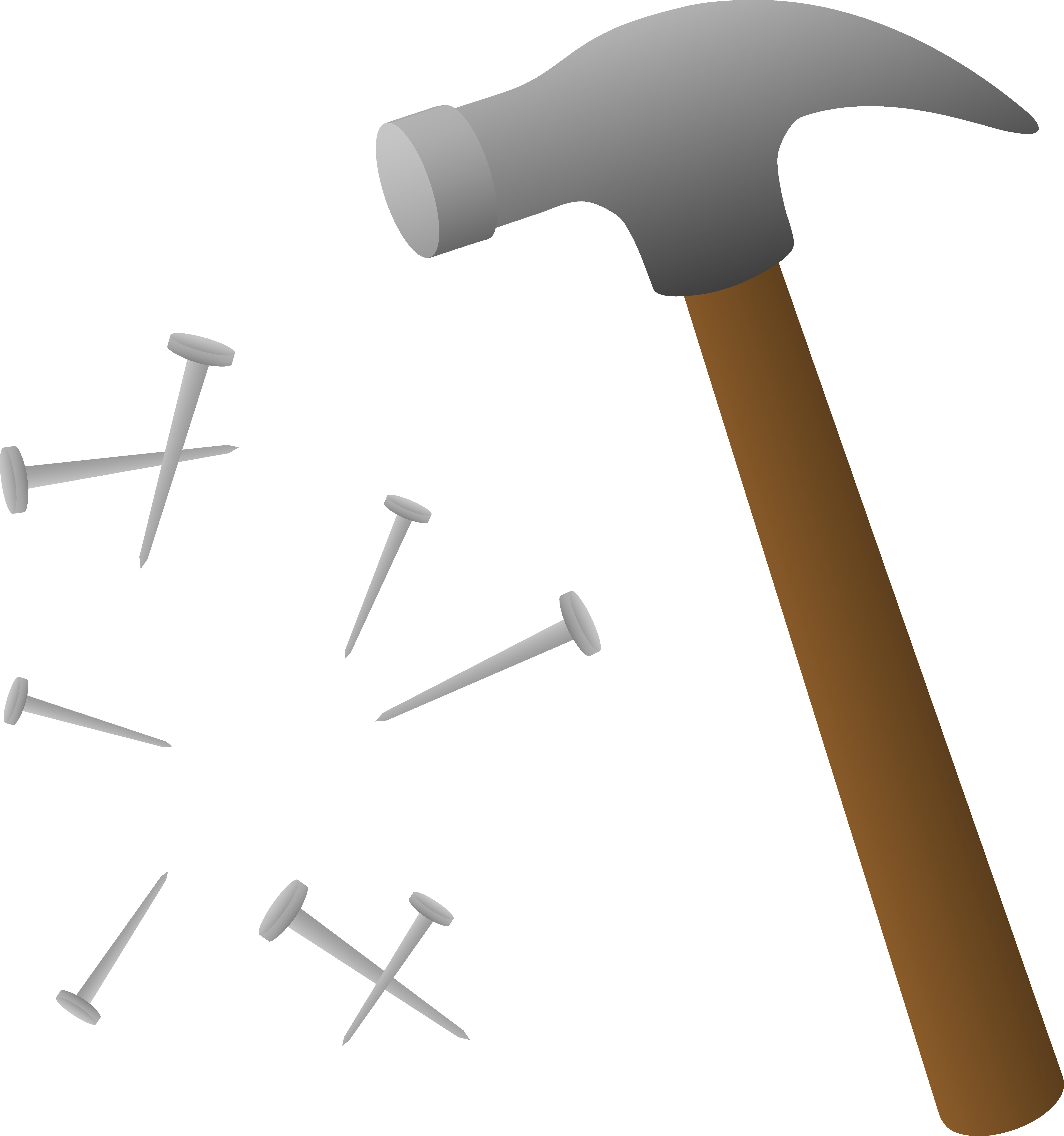 Hammer clip art download.
