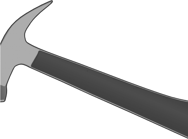 Hammer Clipart Transparent Background.