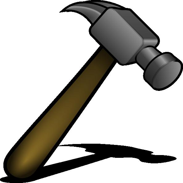 Hammer Clip Art At Clker Com Vector Clip Art Online Royalty Free.