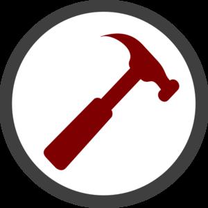 Red Hammer Clip Art at Clker.com.
