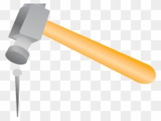 Free PNG Hammer Nail Clip Art Download.