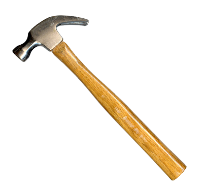 Hammer PNG images, free picture download.