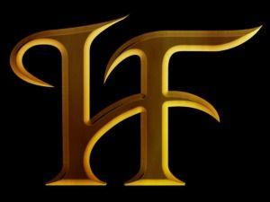 Hammerfall logo.