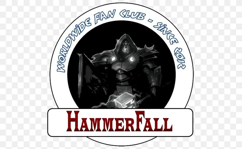 HammerFall Logo In Flames Gothenburg Nuclear Blast, PNG.