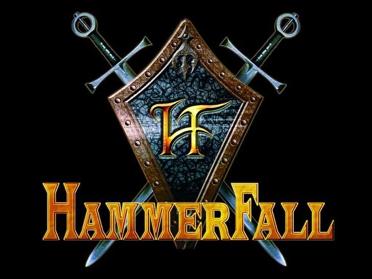 HD wallpaper: Band (Music), HammerFall.