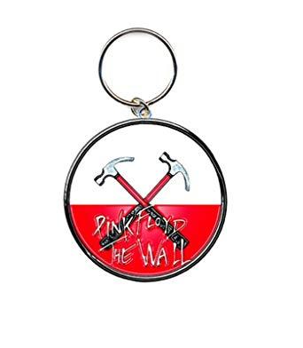 Amazon.com: Pink Floyd Keyring Keychain The Wall Hammers.