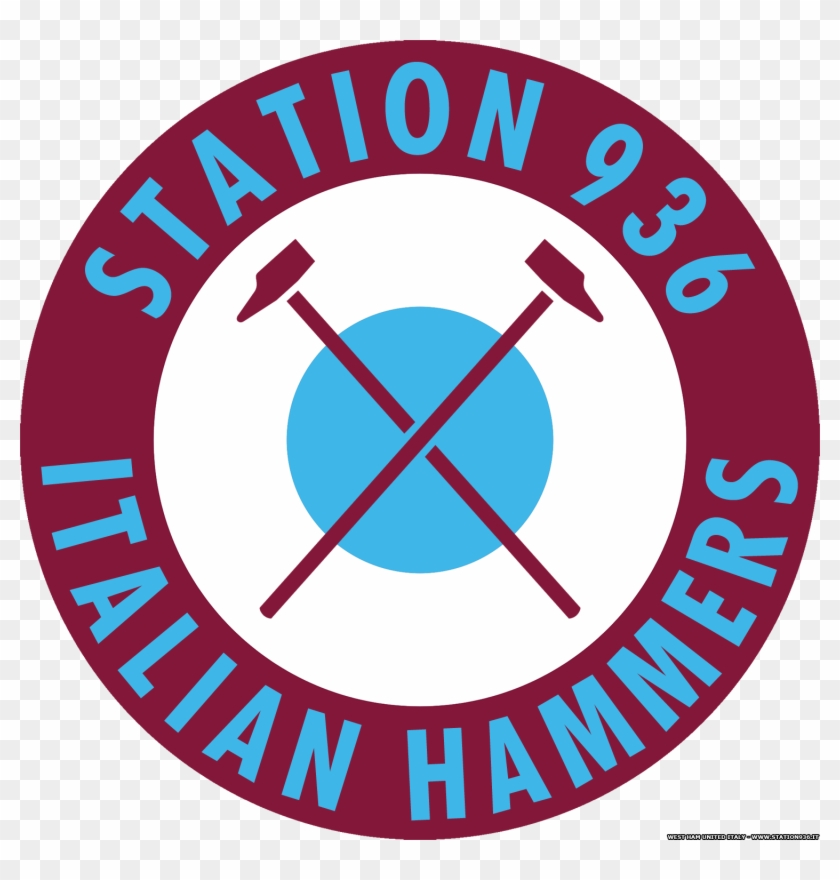 The Hammers Logo.