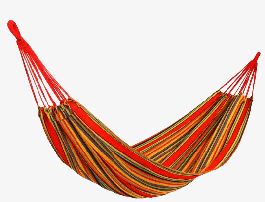 Red Hammock, Hammock, Outdoor Products, On Vacation PNG Transparent.